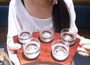 梢利き酒02