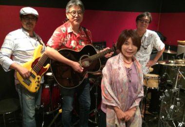 Try on Mistyの初Liveは横浜元町CSフードフェア